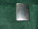 Antique Silver Cigar Case Russian?