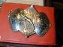 FABERGE IMPERIAL RUSSIAN NEILLO BUCKLE