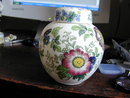 Mason's Antique Ironstone Covered Ginger Jar