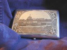 Antique Imperial Russian Neillo Cigarette Case