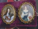 Important Miniature Portraits Wm.& Mary c.1690