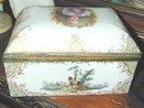 Large Meissen Box 1794 Emperor Austria