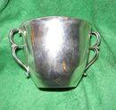 Georg Jensen Sterling Two Handled Vase/Cup