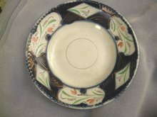 Antique Imperial Russian Plate for Turkey