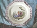 Meissen Pattern 1780 KPM Reticulated Plate