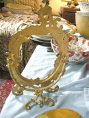 Gorgeous Art Nouveau Gilt Picture Frame