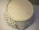 Bristol Creamware Reticulated Basket c.1770