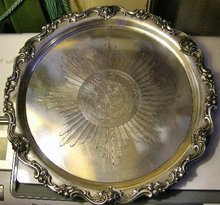 Imperial German Tray Order of Black Eagle
