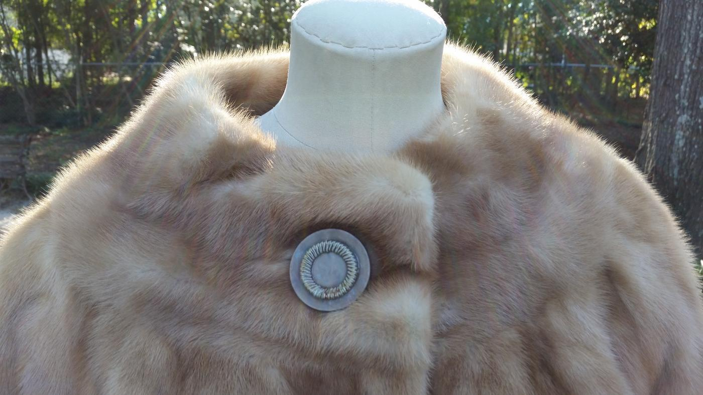 Cullum's Short Mink Jacket