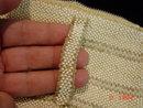Vintage Czechoslovakia Seed Bead Belt Purse