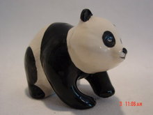 Beswick Porcelain Panda Bear Figurine