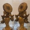 Pair of 1950's Hedi Schoop Geisha Girls Flower Holders Figurines