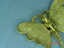 Gold Mamselle Butterfly Brooch