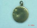 Antique CQ&R Gold Filled Locket
