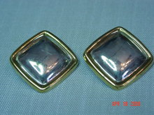 Taxco Mexico Sterling Clip Earrings