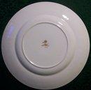 Lake Louise Canada Ceramic Souvenir Plate Crown Devon 1930s-50s 10
