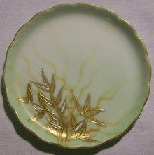Limoges Porcelain Butter Pat