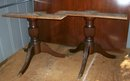 Duncan Phyfe Style Mahogany Dining Table Early 1900's 43