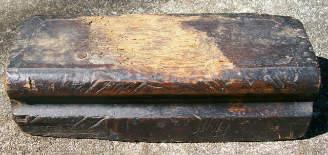 Printer's/Typesetter's Wooden Proof Planer 1800's