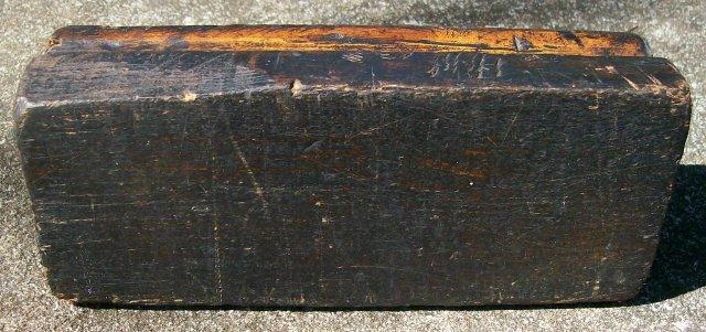 Printer's/Typesetter's Wooden Proof Planer 1800's