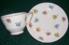 Crown Staffordshire Bone China