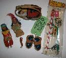 Indian Novelty Toys: 1950's-60's