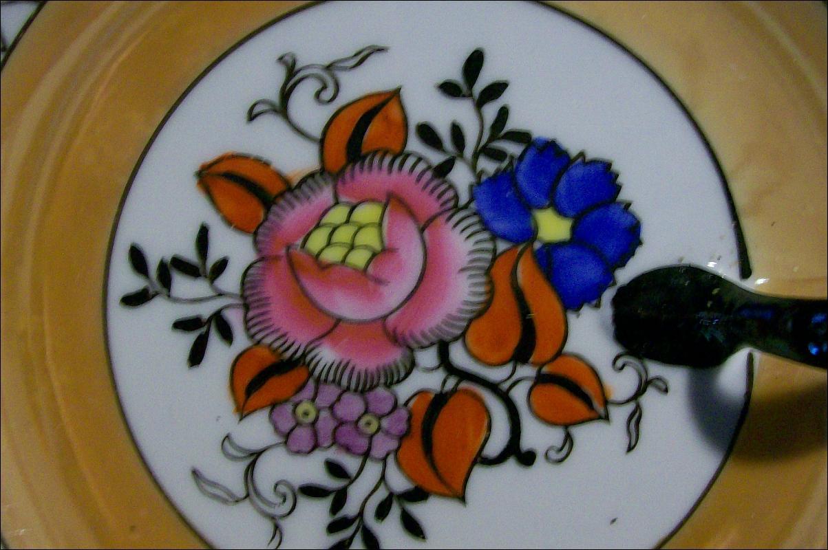 Art Deco Noritake Lemon Dish