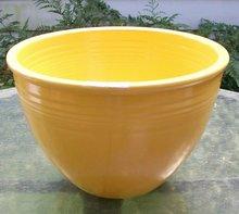 Fiesta Kitchen Kraft Mixing Bowl- #6 Yellow