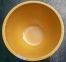 Fiesta Nested Mixing Bowl- #6 Original Yellow 9.75