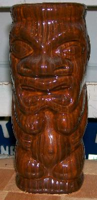 Tiki Tumbler/Vase