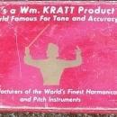 Kratt Pitch Pipe with Box: Spanish Guitar