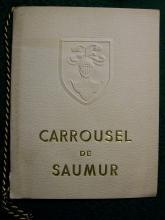 Carrousel de Saumur Souvenir Program French Military Exhibition 1960