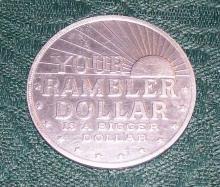 Rambler Dollar Advertising Token