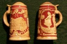 German Beer Stein Salt & Pepper