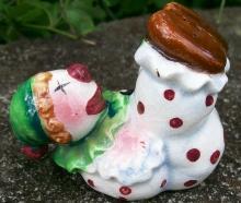 Clown Salt Shaker