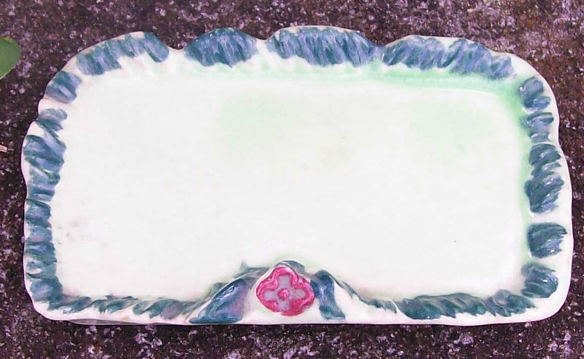 Occupied Japan Tray for Novelty S&P