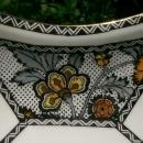 Noritake Art Deco Bowl: Two-handle