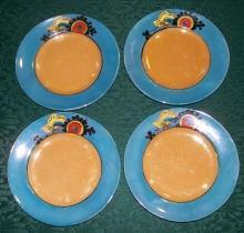 Luster Ware Children's Plate Set