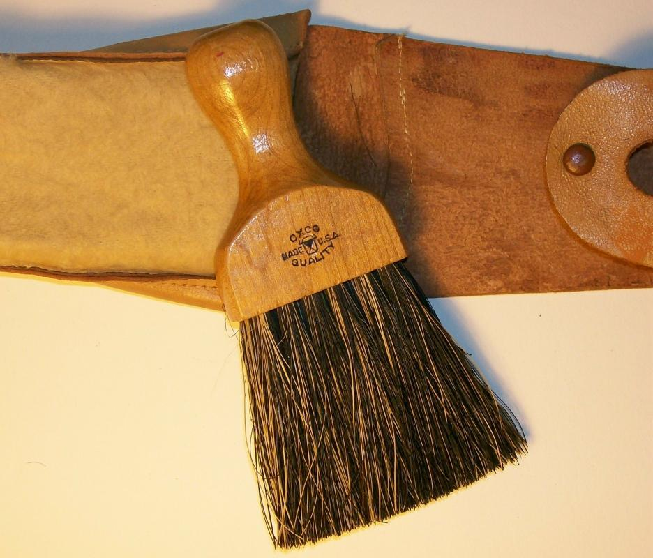 Souvenir Broom with Case: St. Petersburg Florida