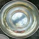 Dominick & Haff Sterling Silver Demitasse Cup & Saucer #792 Lenox Liner