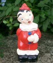 Carnival Chalkware Clown
