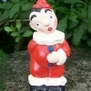 Carnival Chalkware Clown