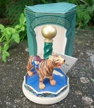 Brown Bag Cookie Stamp: Carousel Tiger No. 2 NIB