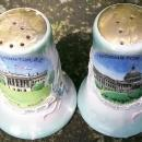 Dragonware Ceramic Salt & Pepper Shakers Souvenir of Washington D.C.