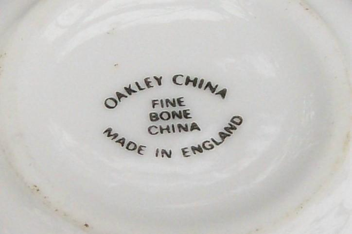 Oakley Bluebell Miniature Bone China Pitcher & Bowl Set