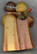 Hummel Angelic Song #144 by Goebel 1950's