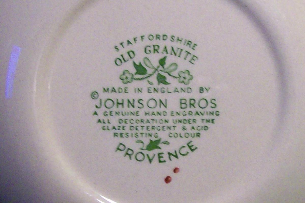 Johnson Bros.