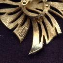 Trifari Bow Brooch/Pin