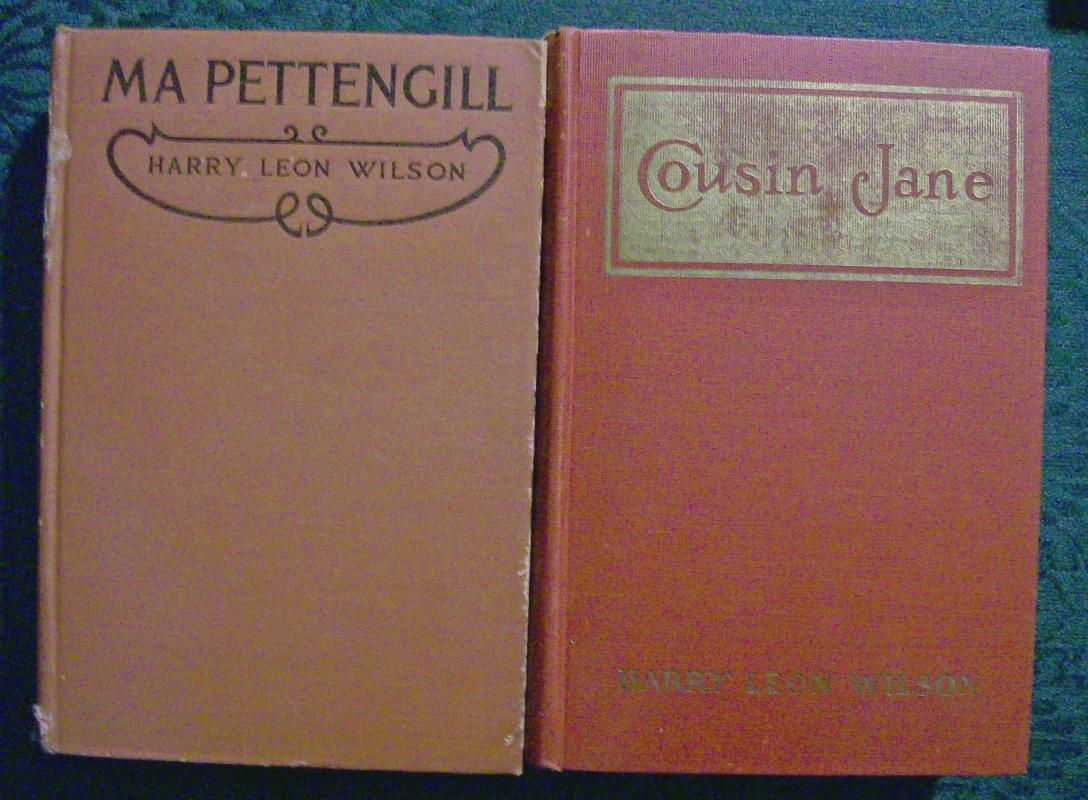 Harry Leon Wilson Book Pair: