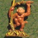 TIMPO Diecast Metal Toy Chimpanzee